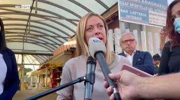 ERROR! Green Pass, Meloni: parlamento mortificato