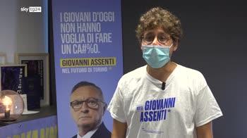 Elezioni Torino, Visionary e il candidato fake Assenti