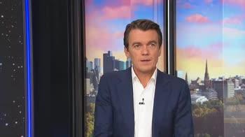 Terremoto in Australia, la scossa in diretta tv. VIDEO