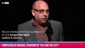 """VIDEO Morto Willie Garson, Stanford di """"Sex and The City"""""""
