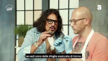 Alessandro Borghese Piatto Ricco -L'ingrediente sconosciuto