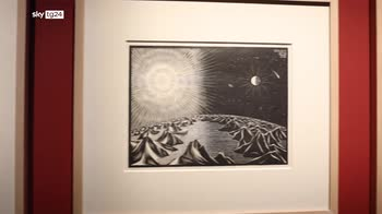 Escher, a Palazzo Ducale in mostra oltre 200 opere