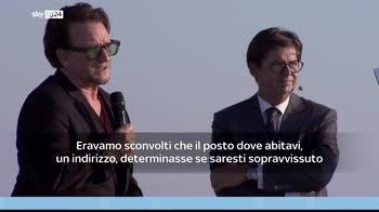 Bono: pandemia di Covid come Aids 15 anni fa
