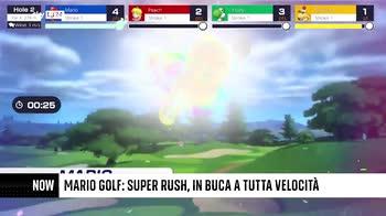 ++NOW Mario Golf: Super Rush, in buca a tutta velocit�