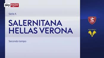 Serie A, Salernitana - Verona 2-2: video, gol e highlights