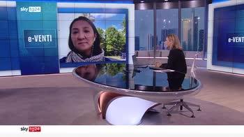 ERROR! E-venti, intervista all'ex viceministra afghana Sarabi