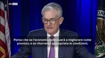 ERROR! Powell (Fed): tapering forse dal prossimo nostro incontro