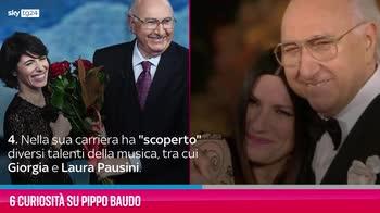 VIDEO Pippo Baudo, 6 curiosità su di lui