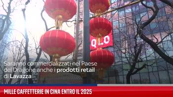 Lavazza: mille caffetterie in Cina entro il 2025