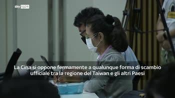 Cina: Taiwan � parte dell'unica Cina