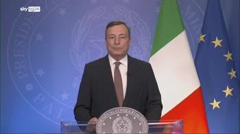 Draghi all'Onu: impegno multilaterale per lotta a cambiamento climatico