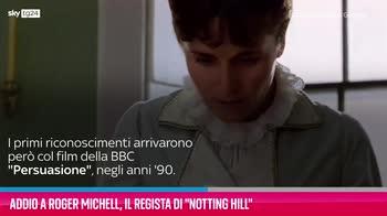 """VIDEO Addio a Roger Michell, il regista di """"Notting Hill"""""""