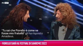 VIDEO Fiorello sarà al Festival di Sanremo 2022