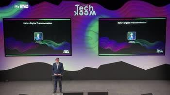 Italian Tech Week, Colao: pnrr debito per future generazioni