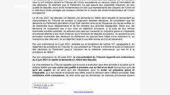 Arresto Puigdemont, legali: presenteremo nuovo ricorso Corte Ue