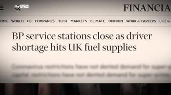 Brexit, in Uk manca il carburante