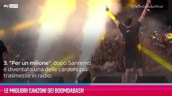 VIDEO Boomdabash, le loro migliori canzoni