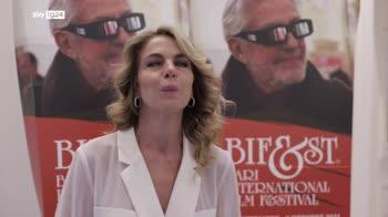 """Al Bifest e poi al cinema """"Sulla Giostra"""" con Claudia Gerini"""