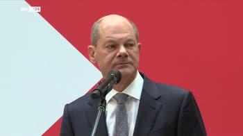 Sholz: elezioni molto chiare, CDU e CSU all'opposizione