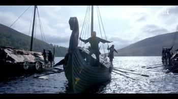 Vikings: Valhalla, il teaser trailer della serie Netflix