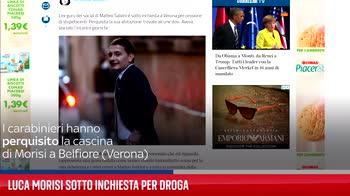 Luca Morisi sotto inchiesta per droga