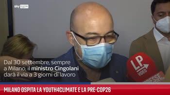 Milano ospita la Youth4Climate e la Pre-Cop26