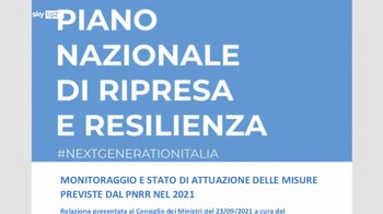 Recovery: su attuazione avanti Ministero PA, ancora fermo il Turismo