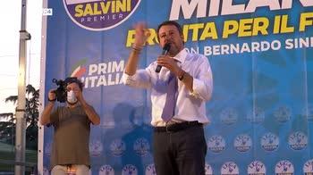 Salvini: pi� mi attaccano pi� non mollo