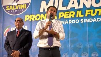 ERROR! Lega, Salvini: noi al governo altri due anni