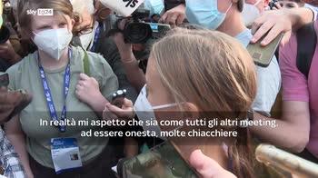 ERROR! Youth4Climate, Greta Thunberg: mi aspetto molte chiacchiere
