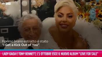 VIDEO Love for Sale di Lady Gaga e Tony Bennet fuori l'1/10
