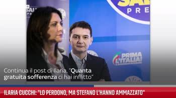 """ERROR! Ilaria Cucchi: """"Lo perdono, ma Stefano l'hanno ammazzato"""""""
