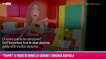 VIDEO Tu/Me, il video di Ornella Vanoni e Virginia Raffaele