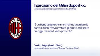 PREM NOT SINGER MILAN