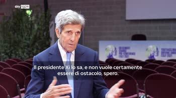 Intervista a John Kerry: siamo in ritardo con ambizioni