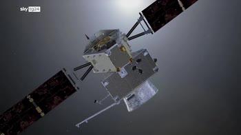 ERROR! Primo incontro con Mercurio per la sonda BepiColombo