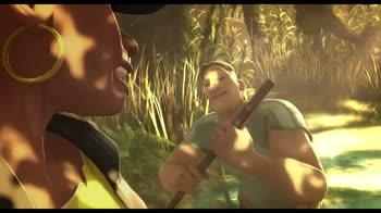 Yaya e Lennie, il trailer del film animato di Alessandro Ra
