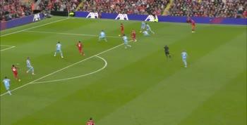 Il gol di Salah, Liverpool-City