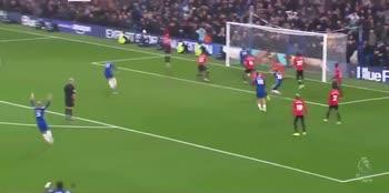 Il gol di Chilwell, Chelsea-Southampton