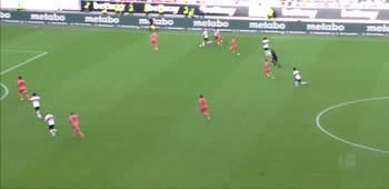 Il gol di Mavropanos, Stoccarda-Hoffenaim