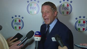INTV LAPO ELKAN SU NUOVO LOGO FIGC 211004.transfer_2047373