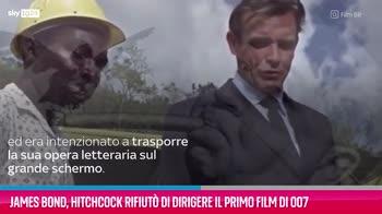 VIDEO Hitchcock rifiutò di dirigere il primo film di 007