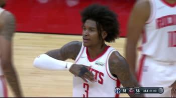 Preseason NBA: Houston-Washington 125-119