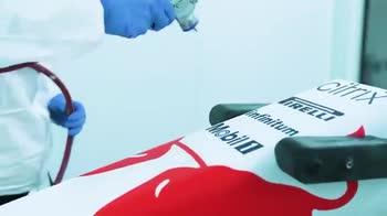 f1 gp turchia livrea red bull honda