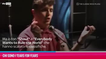 VIDEO Chi sono i Tears For Fears