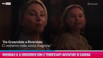 VIDEO Riverdale 6, il crossover con Sabrina