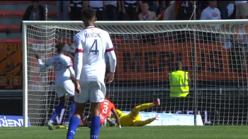 Lorient-Clermont 1-1, gol e highlights
