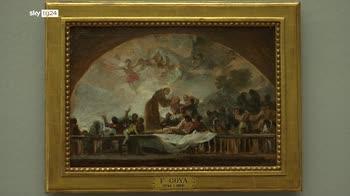 Goya, a Basilea grande mostra dedicata al genio spagnolo
