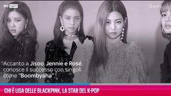 VIDEO Chi è Lisa delle Blackpink, la star del k-pop