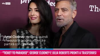 VIDEO Ticket to Paradise, Clooney e Roberts si trasferiscon